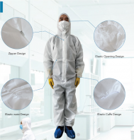 PPE8 Medical Isolation Clothing FY02