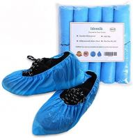 PPE2  Shoe Covers CPE  None Woven  ( pair)