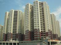 General View to 9 Blocks 20 Storey Villa Wangsamas, Wangsa Maju, Kuala Lumpur