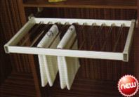 Soft-closing Trouser Rack