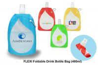 Flexi Foldable Drink Bottle