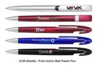 Atlantis_Push Action Ball Plastic Pen