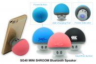 SG40_Mini Shroom Bluetooth Speaker