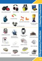 RESPIRATOR PROTECTION & HEARING PROTECTION