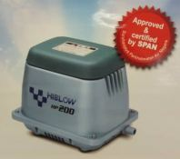 Hiblow Air pump