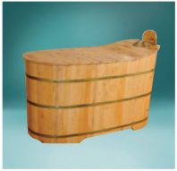 Therapy Wood Bathtub