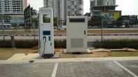 ABB DC fast charger for Electric Vehicle