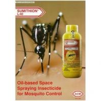 Sumithion L-40 Mosquito Insecticide 1 Liter Racun Nyamuk ID553985