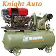 Swan HVU-203E Air Compressor with Yanmar L70 Diesel Engine 6.5HP, 12Bar, FAD270L/min, 960rpm,
