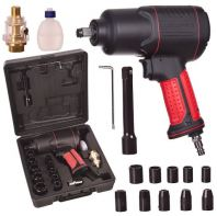 "AEROPRO RP17808 Air Impact Wrench 1200Nm 1/2"" ID31755"