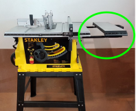 Stanley STST1825 Table Saw Extension Only