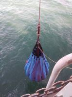 Liferaft davit Load Test