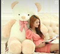 Mixed color teddy bear��1.6m��
