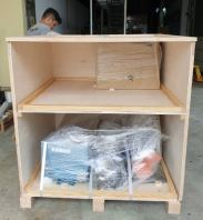 Fabricate Wooden Crate