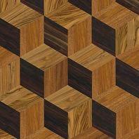 Mixed Wood Cube