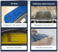 Veniibot Mopping Vacuum Robot N1Max