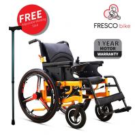 Fresco Electric Wheel Chair Sport Rim / Kerusi Roda Elektrik
