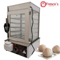 Pao Steamer 5 Layer Stainless Steel Fresco Dim Sum Steamer 1200w Pau steamer