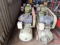 Second Hand 3hp three phase air compressor / 2hp single phase air compressor