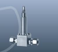VANE WHEEL MEASURING TUBE 9.7 MM UP TO 100 °C