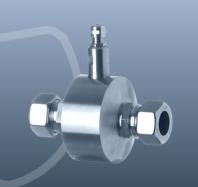 VANE WHEEL MEASURING TUBE 18.2 MM UP TO 240 °C