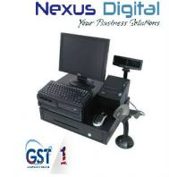 MESIN CASHIER GST READY Without CPU and MONITOR