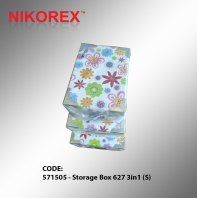 571505 - Storage Box 627 3in1 (S)