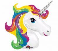 Foil 83*73cm Anagram Unicorn