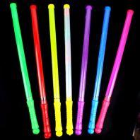 Hand-held LED stick