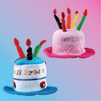 Birthday Candle Hat