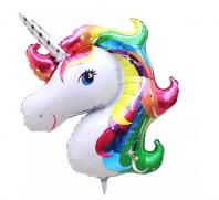 Foil 108 x 78cm Unicorn