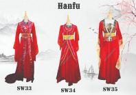 Hanfu SW33-35