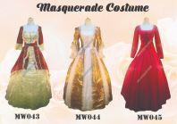 Masquerade MW043-045