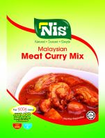 Nis Malaysian Meat Curry Mix