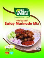 Nis Malaysian Satay Marinade Mix