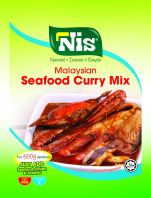 Nis Malaysian Seafood Curry Mix