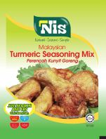 Nis Malaysian Turmeric Seasoning Mix