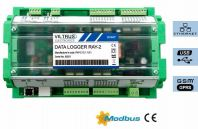 RAY-2 GPRS/Ethernet Data Logger with Digital I/O