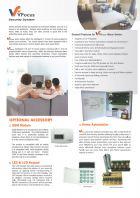 vFocus Alarm System -Catalog
