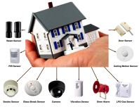 vFocus Burglar Alarm System