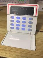 vFocus Wire & Wireless Burglar Alarm System