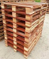 Custom Made New Wooden Pallet