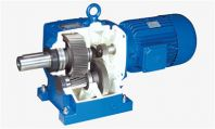 NORD Unicase Helical Geared Motor
