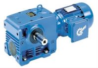 NORD Unicase Helical-Bevel Geared Motor