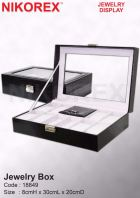 18849-JEWELRY BOX 8CMHX30CMLX20CMD