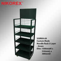 SGIN99-69 - Noodle Rack 5 Layer