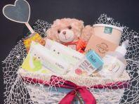 Congratulations Baby Basket