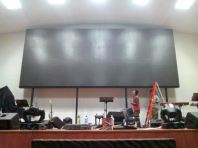 Auditorium And Lecture Theaters Acoustic Wall