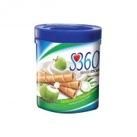 S360 Wafer Sticks Pandan Coconut