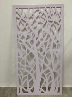 Decorative Panel screen / architectural screen / routed panel